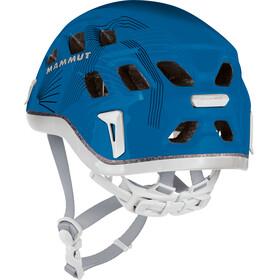 Mammut Rock Rider Helmet dark cyan-smoke